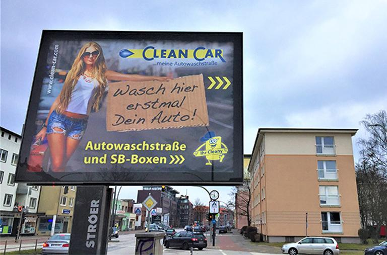 Clean Car Autowaschanlage Barmbek